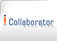 iCollaborator Samepage Logo, link to Home Page